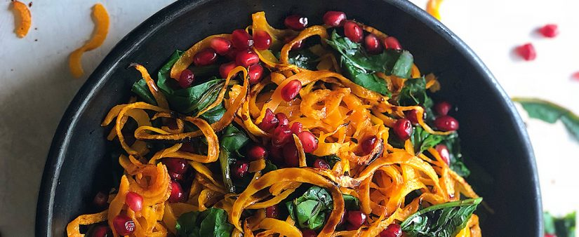 Fall Into Fall Salad