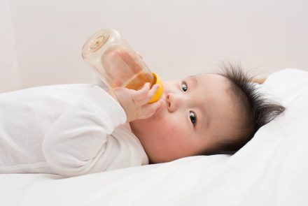 Altered microbiome linked to celiac in infants
