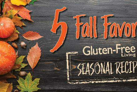 Seasonal Recipes: 5 Fall Favorites