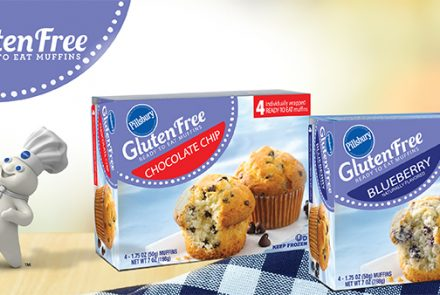 SPONSORED: Pillsbury Gluten Free Muffins — what you've been looking for!