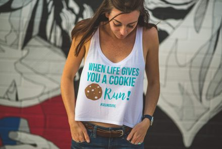 Clothing Company Focuses on Positive Message for Those With Celiac Disease