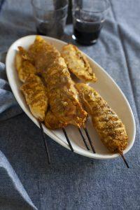 Tandoori Chicken Skewers