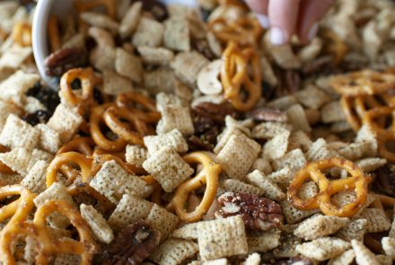 Buttery Ranch Snack Mix