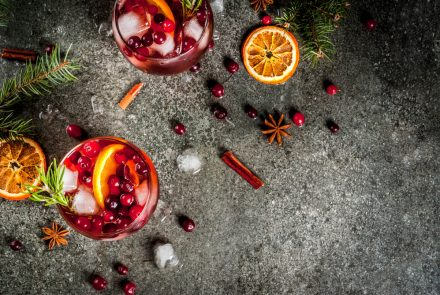 5 Gluten-Free Cocktails to Mix Up for the Holidays