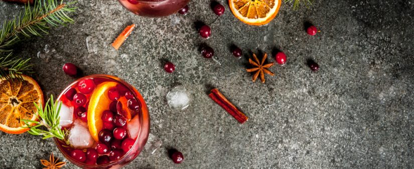 5 Gluten-Free Cocktails to Mix Up for Thanksgiving