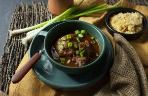 Ethiopian Inspired Chicken Stew