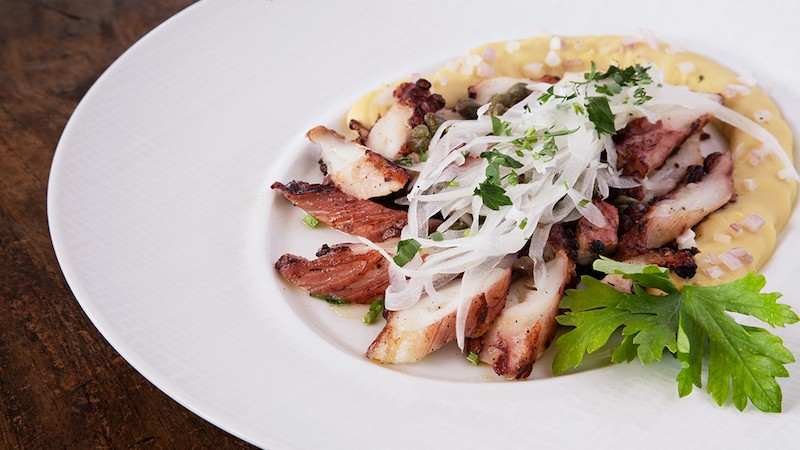 6. Grilled Octopus, Estiatorio Milos at The Cosmopolitan