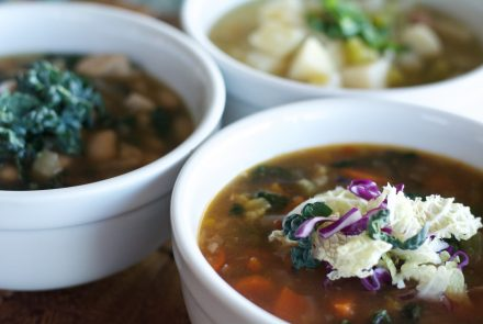 6 Hearty Winter Soups to Warm You Up