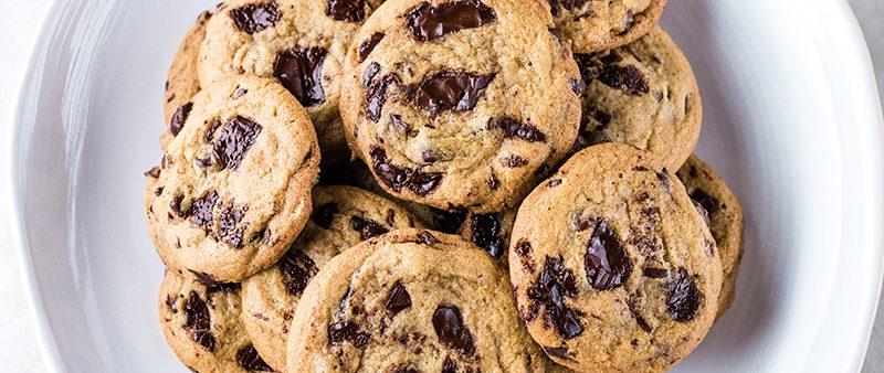 Gluten-Free Chocolate Chunk Cookies