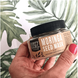 Dirty Girl Farm skincare products