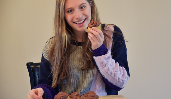 Celiac Kids in Motion: Rebecca Farber