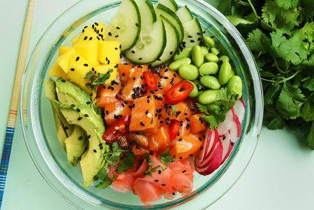 3 Fresh, Exotic Bowls to Savor