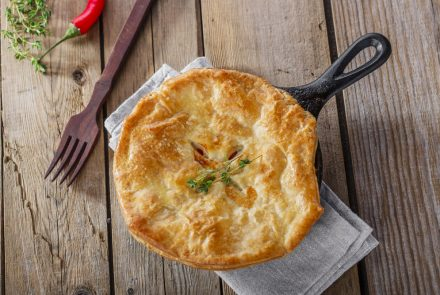 Cooking Class: Produce a Primo Gluten-Free Pot Pie