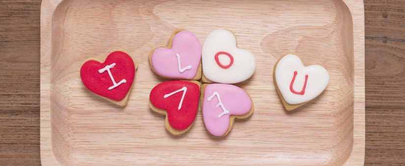 Gluten-Free Sugar Cookies to Send This Valentine's Day