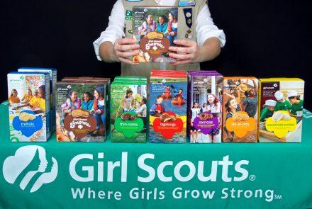 Taste Test: Gluten-Free Girl Scout Cookies