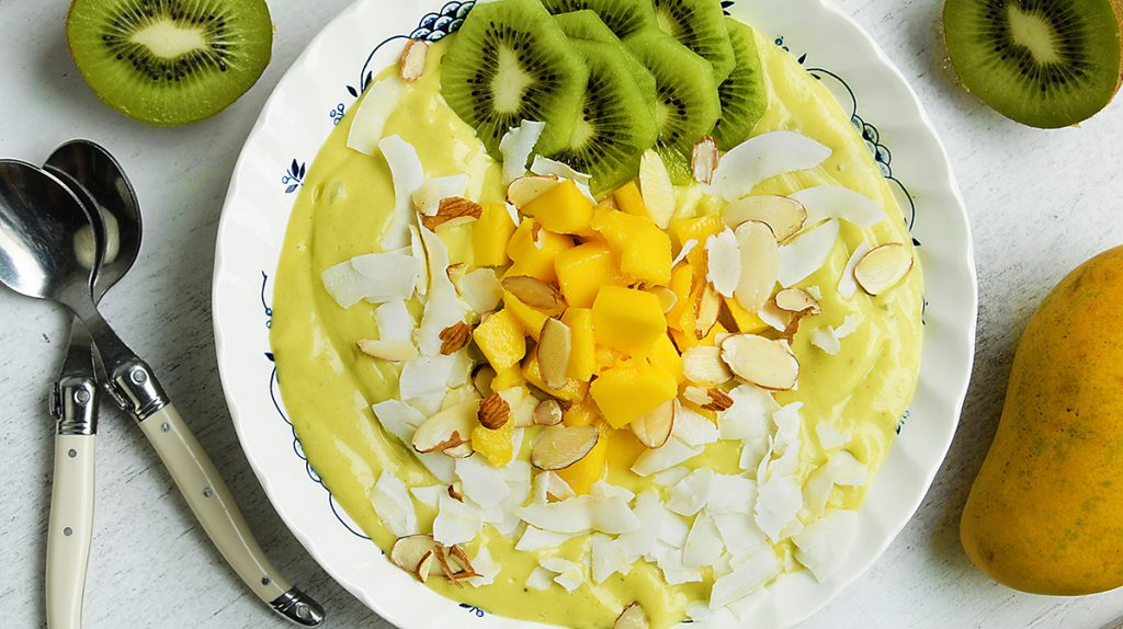 Taste of the Tropics Smoothie Bowl