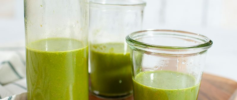 4 Juice Recipes to Refresh and Re-energize Your Day