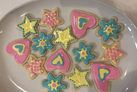 Kids' Kitchen: Spring Sugar Cookies with Royal Icing