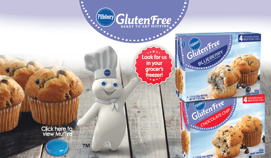 SPONSORED: Pillsbury Gluten-Free Muffins, What's You've Been Looking For!
