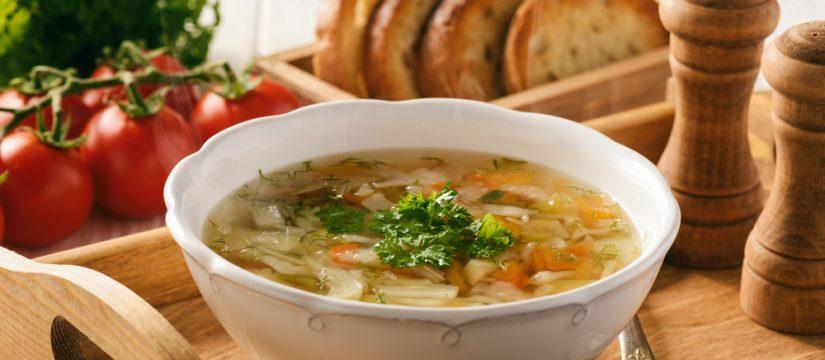 Anti-Inflammatory Turmeric Vegetable Soup