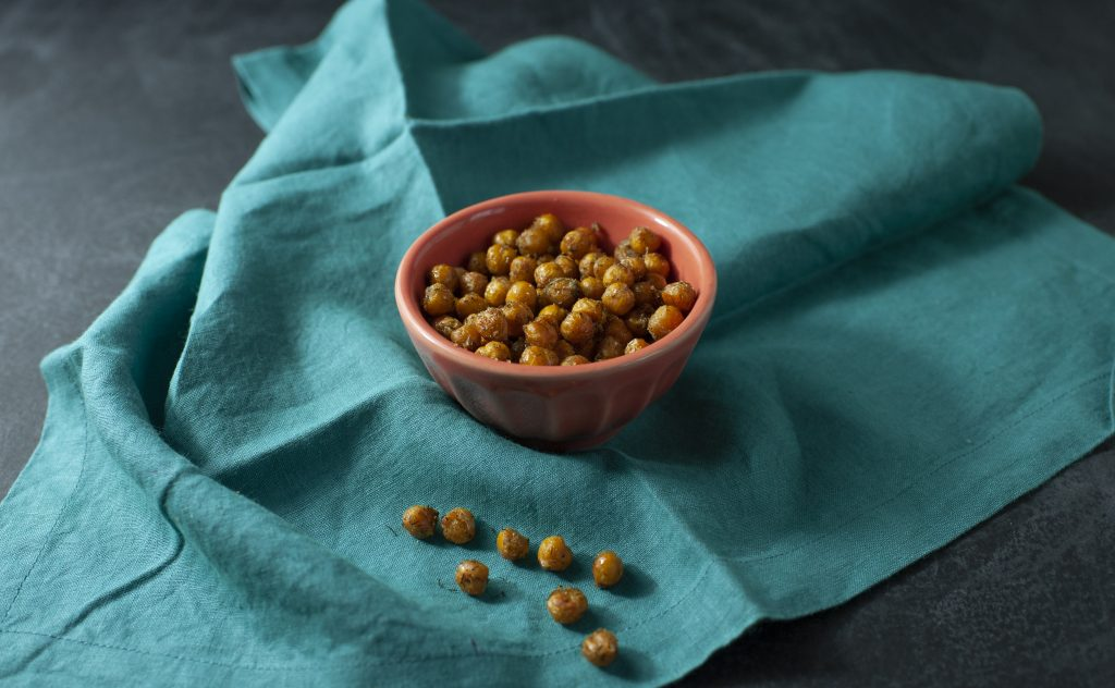 Zesty Ranch Chickpeas