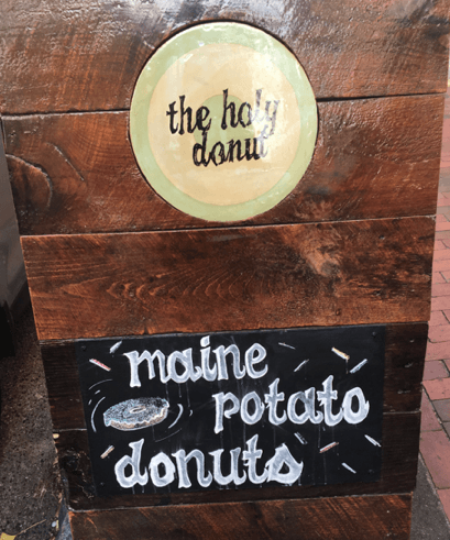 Maine's Seacoast: The Way Gluten-Free Life Should Be