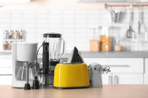 Kitchen Appliances: Risk of Cross-Contamination?