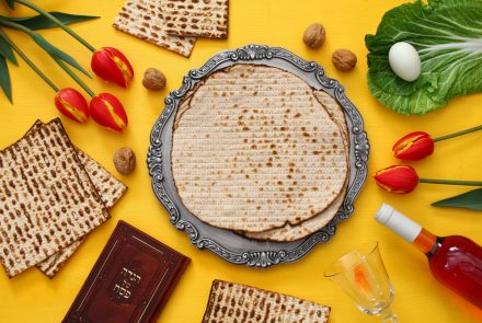 Enjoy a Delicious, Nutritious Gluten-Free Seder this Passover