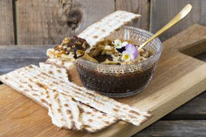 Charoset for the Passover Seder Plate