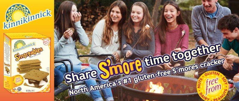 SPONSORED: KinniKinnick Gluten-Free S'mores