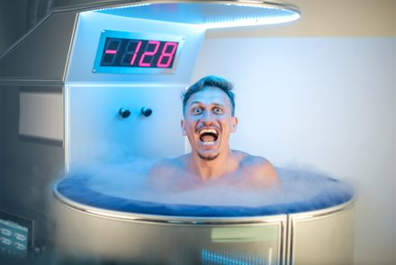 Cryotherapy for Celiac and Autoimmune Diseases