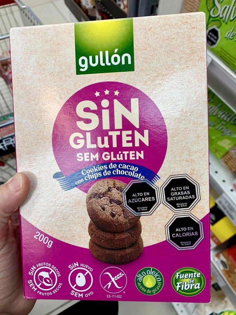At the grocery store, you'll find plenty of gluten-free snacks