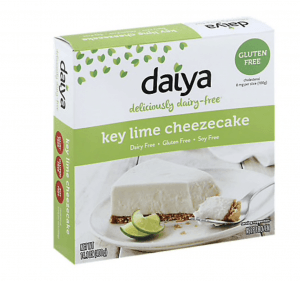 Daiya Cheezecake Key Lime at Safeway