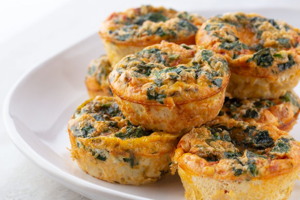 Gluten-Free Southwest Egg Cups