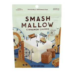 Smashmallow Cinnamon Churro at Safeway