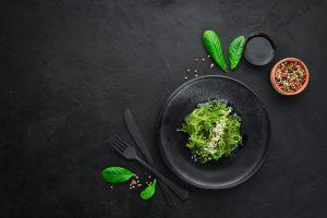 Simple Seaweed Salad