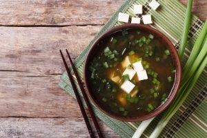 Quick Gluten-Free Miso Soup