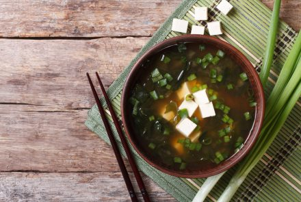 Quick Gluten-Free Miso Soup
