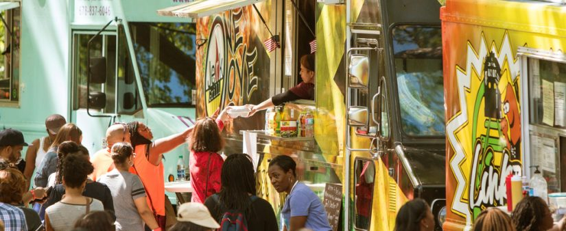 Gluten-free Food Trucks, Cideries and Breweries to Visit