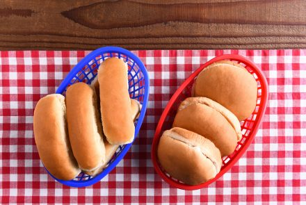 12 Gluten-Free Buns You'll Be Squeezing All Summer