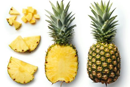The Sweet Health Benefits of Pineapple