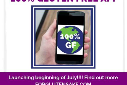New Gluten-Free Travel App Promises Worldwide Eats At Your Fingertips