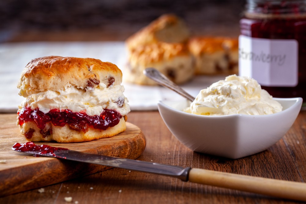 How to Assemble Scrumptious Gluten-Free Scones - Gluten-Free Living