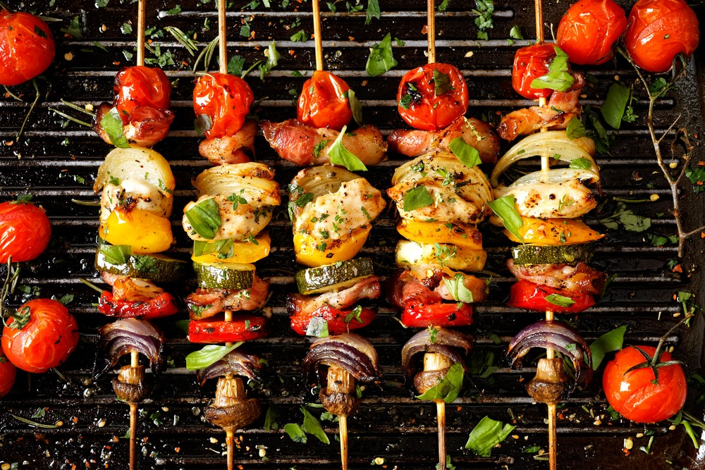 Healthy Gluten-Free Alternatives to Traditional Grill Fare