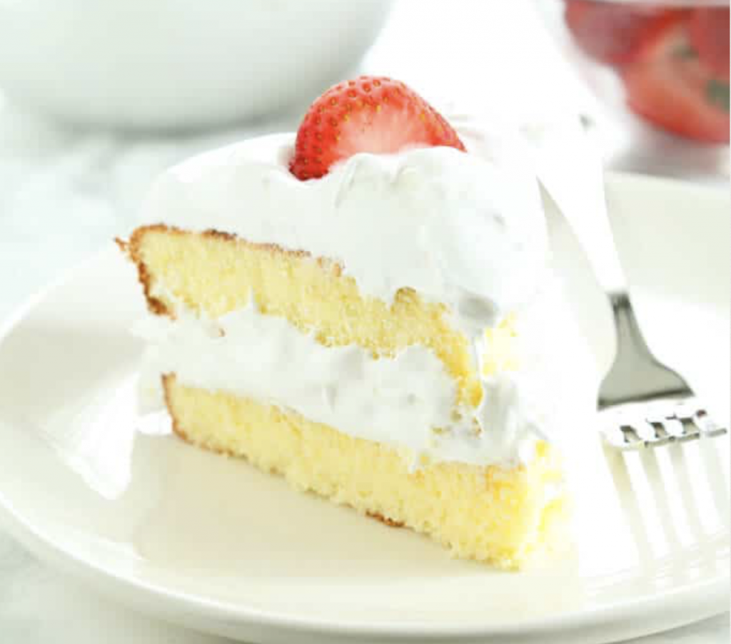 Gluten Free Sponge Cake from Gluten Free on a Shoestring