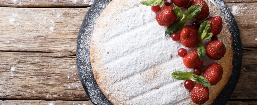 Top 5 Gluten-Free Sponge Cake Recipes From Around the Web
