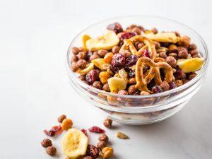 Nut-Free Banana Blast Trail Mix