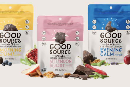 Good Source Foods Enters Snack Market with New Gluten-Free Offerings