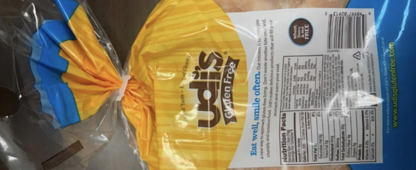 FDA Recalls Batch of Gluten-Free Hamburger Buns