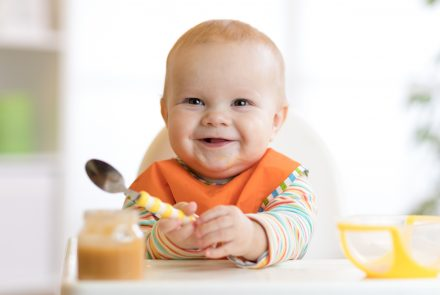 New Gluten-Free Breakfast Options for Babies, Toddlers